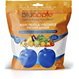 Bluapple Produce Freshness Saver Balls - Extend The Life of Fruits and Vegetables in The Refrigerator Or in A Fruit Bowl by A