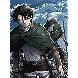 TVアニメ「進撃の巨人」 Season3 第6巻 (初回限定版) [Blu-ray]
