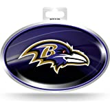Rico Industries NFL Fan Shop Metallic Team Logo Sticker