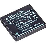 NinoLite DMW-BCE10 DB-70 互換 バッテリー 2個セット パナソニック / リコー等対応 dmwb…