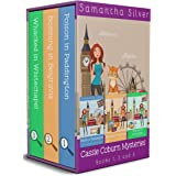 Cassie Coburn Mysteries Books 1, 2 and 3 Boxed Set: A British Cozy Mystery Series