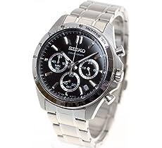[セイコー]SEIKO スピリット SPIRIT 腕時計 メンズ クロノグラフ SBTR013