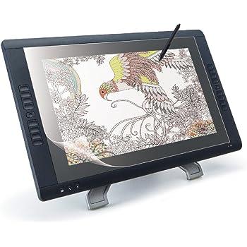 エレコム ワコム ペンタブレット Cintiq 22HD/Cintiq 22HD touch対応 フィルム ペーパーライク 指紋防止 反射防止 21.5インチ 【日本製】 TB-WC22FLAPL