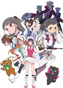 【Amazon.co.jp限定】ユリ熊嵐 第5巻 (複製原画付) [Blu-ray]