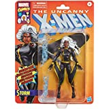 Marvel Retro 6-Inch-Scale Fan Figure Collection Storm X-Men Action Figure Toy, Marvel Super Hero Collectible Series, For Kids