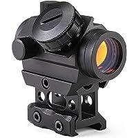 Pinty(ピンディー) ドットサイト ダットサイト Micro T-1 T1G 11段階調光レッド 20mmレール対応…