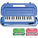 キクタニ 鍵盤ハーモニカ 32鍵 ブルー MM-32 BLUE