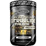 L Citrulline Malate, MuscleTech L-Citrulline Powder, Pre Workout Nitric Oxide Booster, Increase Blood Flow & Vasodilation, Wo