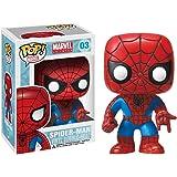 Funko POP! Marvel 4 Inch Vinyl Bobble Head Figure - Spider M…