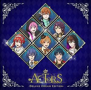 【Amazon.co.jp限定】ACTORS -Deluxe Dream Edition- 通常盤(メガジャケ2枚セット付)