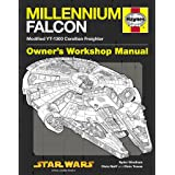 Star Wars YT-1300 Millennium Falcon Owners' Workshop Manual: Modified Corellian Freighter (Owners Workshop Manual)