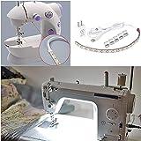 YICBOR Sewing Machine LED Light Strip Light Kit 11.8inch DC5V Flexible USB Sewing Light 30cm Industrial Machine Working LED L