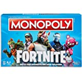 MONOPOLY - Fortnite Edition - Family Board Games - Toys for Kids - Girls and Boys - Ages 8+