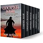 Cooper Nash - The Vigilante Series: A Classic Western 6 Book Box Set (Western Box Sets)