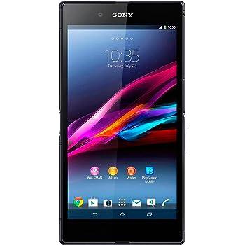Sony XPERIA Z Ultra C6833 LTE版(Black) 海外SIMフリー携帯