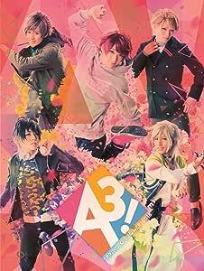 MANKAI STAGE『A3! 』~SPRING & SUMMER 2018~(初演特別限定盤)[Blu-ray]