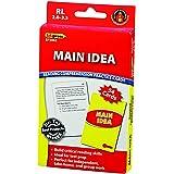 Edupress Reading Comprehension Practice Cards, Main Idea, Red Level (EP63065)