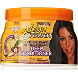 Profectiv Mega Growth Anti breakage Strengthening Deep Conditioner, 15 Ounce