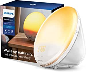 [光療法・朝晩用に・有色タイプ]フィリップス ・ウェイクアップライト Philips Wake-Up Light HF3520/[並行輸入品]