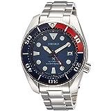 [セイコーウォッチ] 腕時計 プロスペックス メカニカル 青文字盤 SBDC057 メンズ シルバー