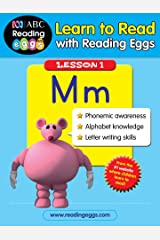 Learn to Read with Reading Eggs: Book 1, Lesson 1: Letter Mm Kindle Edition