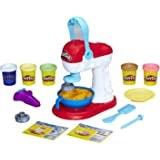 Play-Doh E0102 Kitchen Creations Spinning Treats Mixer,Brown