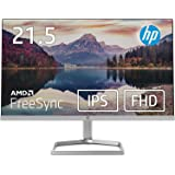 HP モニター 21.5インチ ディスプレイ フルHD 非光沢IPSパネル 超薄型 省スペース スリムベゼル HP M22f 背面ブラック 3年保証付き(型番:2E2Y3AA-AAAA)