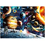 1000pcs Creativity Puzzle Jigsaw Puzzles Educational Toys for Kids Children Adult DIY Famous Painting of Van Gogh Starry Sky