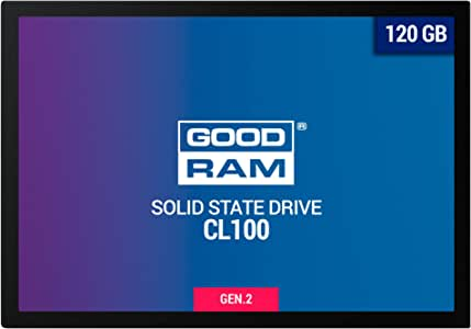 GOODRAM SSD 120GB CL100 内蔵2.5インチ 7mm