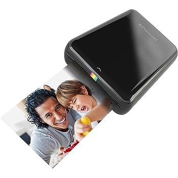 ポラロイド Zip インスタントモバイルプリンター (ブラック)