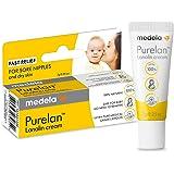 Medela Medela Purelan Lanolin Cream 7g | Nipple Cream to Relieve Sore and Cracked Nipples | Suitable for Breastfeeding Baby |