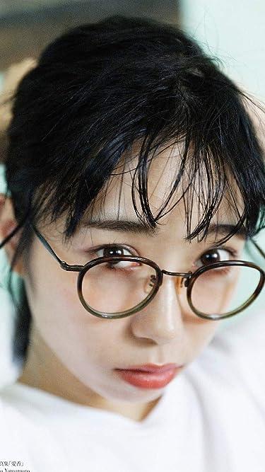 女性声優 - 写真集「愛香」 眼鏡