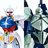 MG 1/100 ∀ガンダム/ターンX[ナノスキンイメージ]