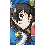 少女☆歌劇 レヴュースタァライト iPhone8,7,6 Plus 壁紙 拡大(1125×2001) 神楽ひかり(かぐら ひかり)