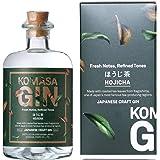 小正醸造 KOMASAGIN-ほうじ茶 [ ジン 500ml ] [ギフトBox入り]