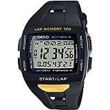 [カシオ] 腕時計 フィズ LAP MEMORY 120 電波ソーラー STW10001JF ブラック