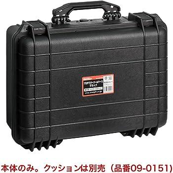 (STRAIGHT/ストレート) プロテクターツールケース ラージ ブラック 09-015
