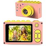 BlueFire Kids Digital Camera Mini 2 Inch Screen Children's Camera 8MP HD Digital Camera Birthday/Christmas/New Year Toy Gifts