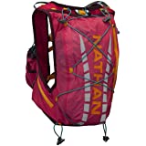 """Nathan NS4527 Vaporairess Hydration Pack Running Vest with 2L Bladder, 4527NSCCL, Sparkle Cosmo, XS (28"""" to 33"""" / 71 cm to 84"""