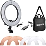 Neewer Camera Photo/Video 14 inches/36centimeters Outer 36W 180 Pieces LED SMD Ring Light 5500K Dimmable Ring Video Light wit