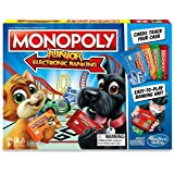 Monopoly Junior Electronic Banking, 2 Players
