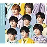 Lucky-Unlucky / Oh! my darling (通常盤)