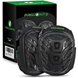 Knee Pads for Work - Professional Gel Knee Pads Heavy Duty for Construction, Flooring, Gardening and Cleaning. Best style kne
