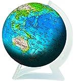 540ピース 3D球体パズル ブルーアース2―地球儀―
