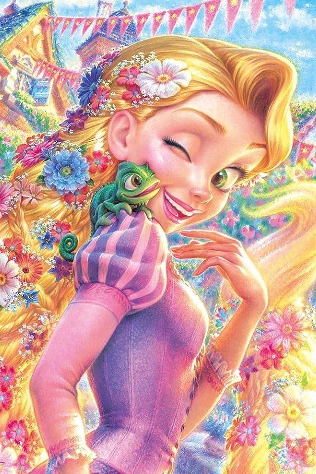 ディズニー ラプンツェル iPhone(640×960)壁紙 画像50215 スマポ