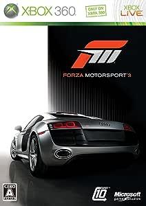 Forza Motorsport 3(フォルツァ モータースポーツ 3)(通常版) 特典 スペシャルペイント「2010 Audi R8 5.2 FSI quattro」DLCカード付き - Xbox360