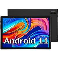 YQSAVIORタブレット10インチ Q12 Android 11.0システム 4コアCPU IPSディスプレイ RAM…