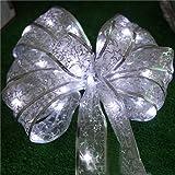 Christmas Best Decoration!!!Natarura 40 LED Ribbon Window Curtain Lights String Lamp House Party Decor Striking,Enjoy a Warm