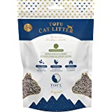 Biodegradable Tofu Cat Litter Australia | Flushable Litter | Dust Free | Strong Deodoriser | 6L 2.5KG | Charcoal | Odour Cont