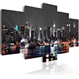Cityscape New York Canvas Wall Art Decor Picture Print Design Wall Art Painting Decor Decorations for Home Artwork Pictures B